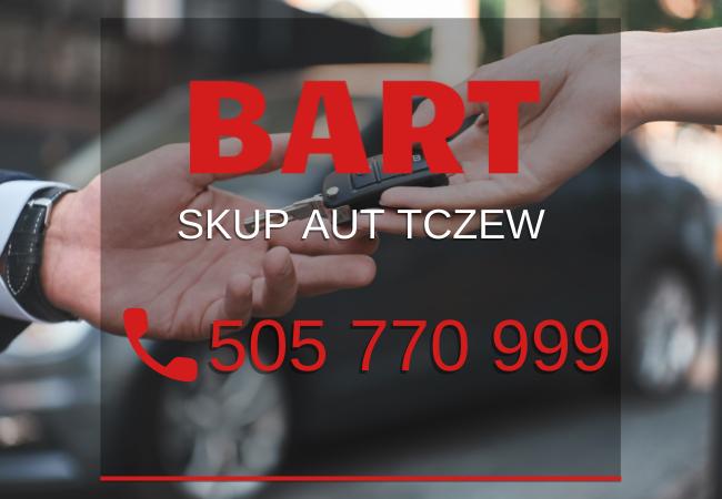 skup aut Gdynia, BART - Skup aut za gotówkę